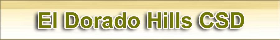 El Dorado Hills CSD