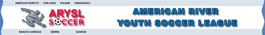 American River Youth Soccer League