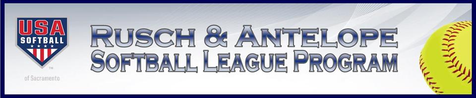 Rusch Antelope Leagues