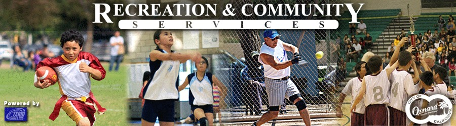 City of Oxnard Recreation & Community Services