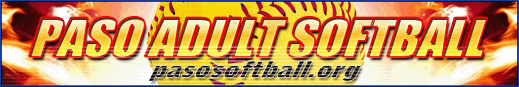 Paso Adult Softball Organization