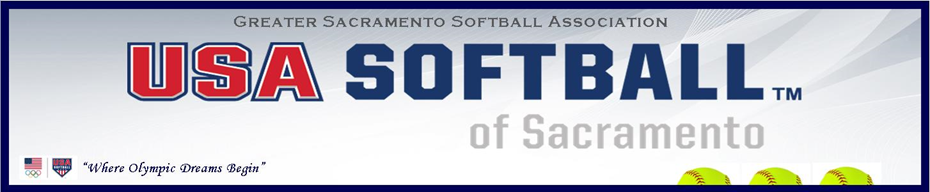 Greater Sacramento Softball Association
