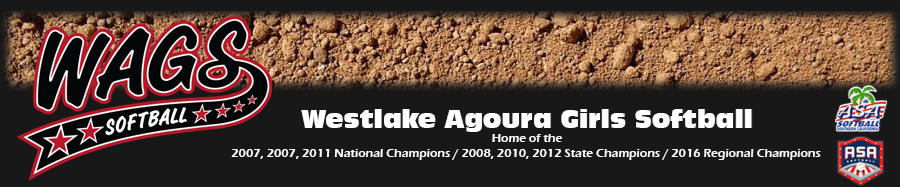 Westlake Agoura Girls Softball