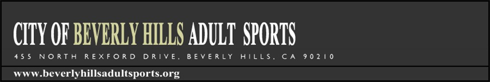 Beverly Hills Adult Sports