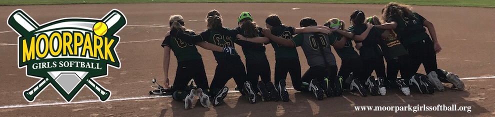 Moorpark Girls Softball