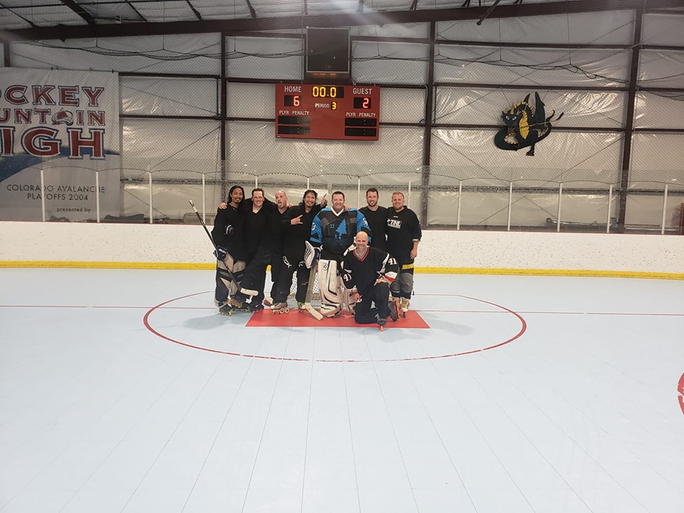 Rocky Mountain Roller Hockey League