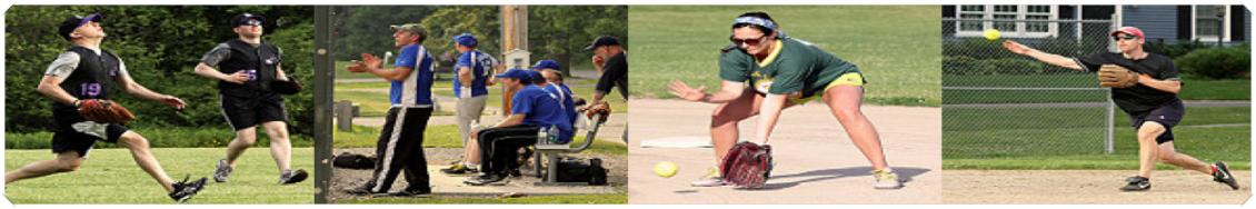 Acton adult softball league