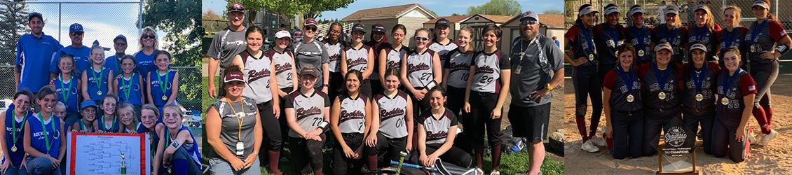 Rocklin Girls Fast Pitch Softball League