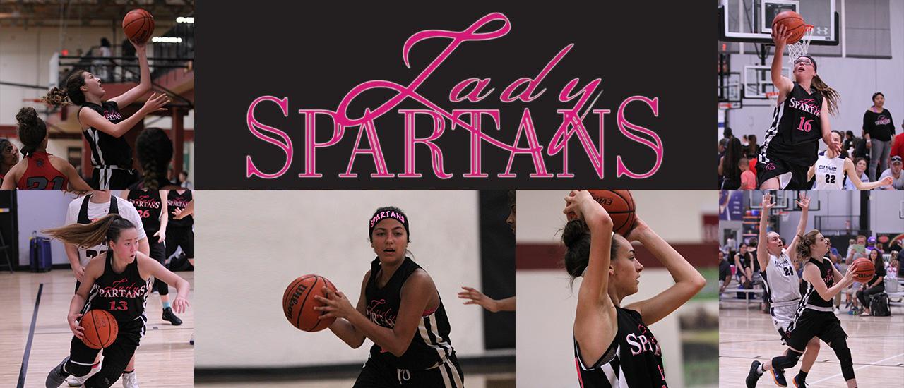 Lady Spartans Elite Basketball Club