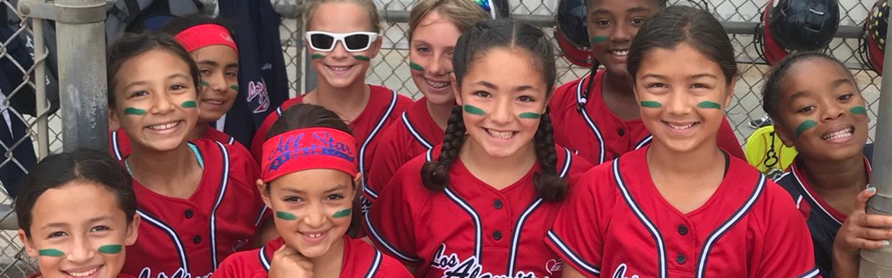 Los Alamitos Girls Softball League