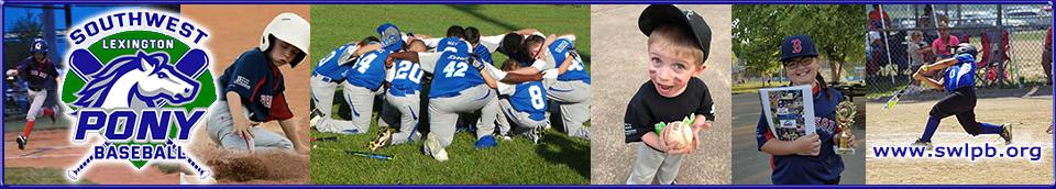 Southwest Lexington Pony Baseball