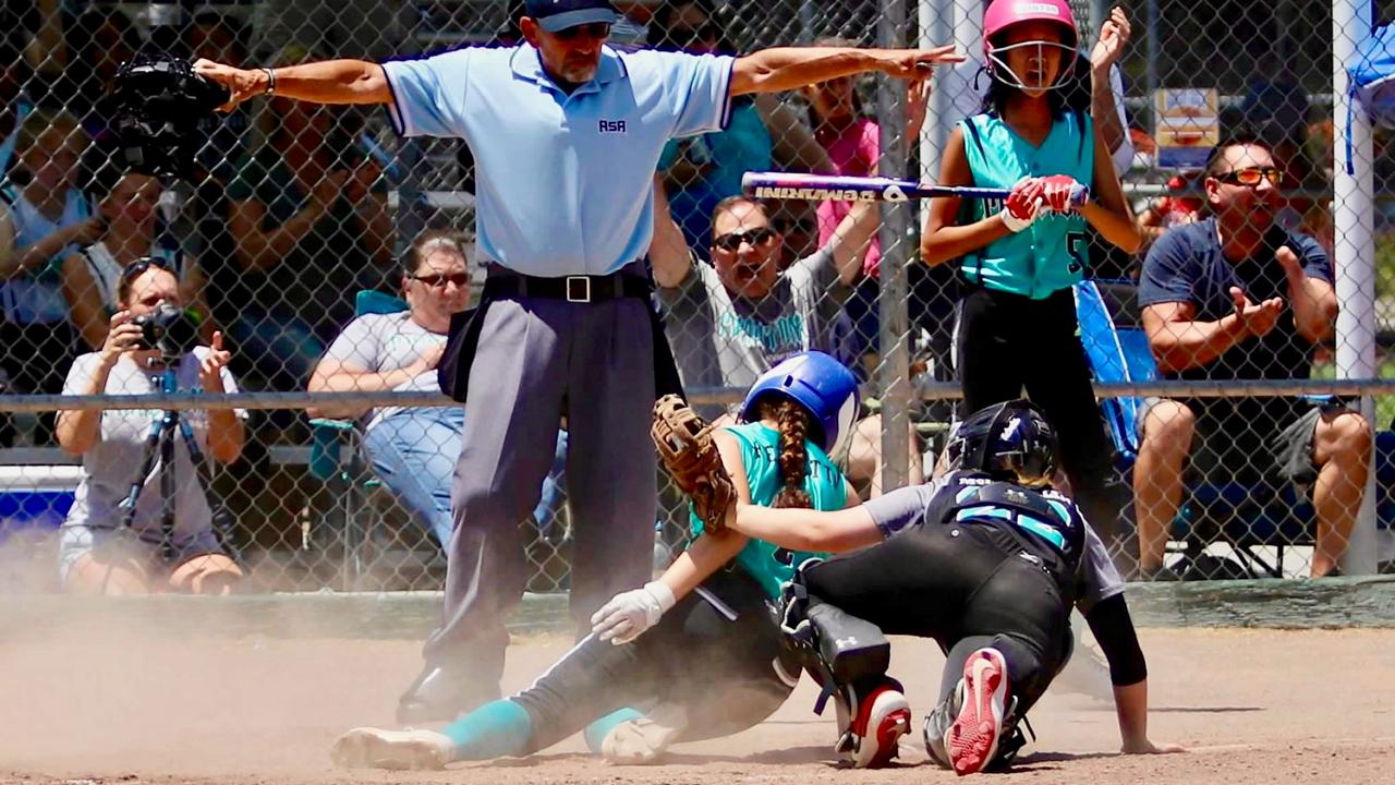 Pleasanton Girls Softball League