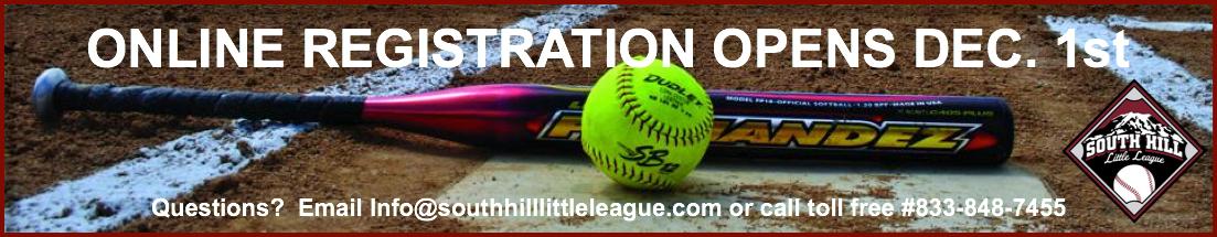 South Hill Little League